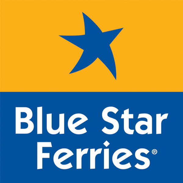 Blue Star Ferries-logo