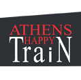 Athens Happy Train-logo